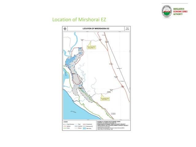 Land Reclamation of Mirshorai EZ