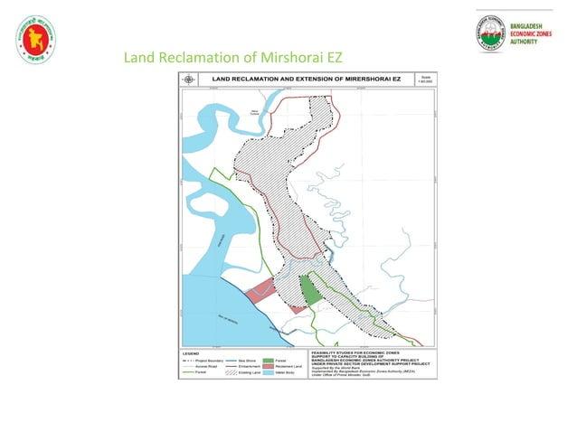 River Intake System of Mirshorai EZ
