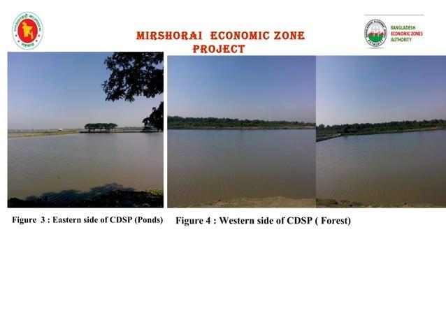 Figure 8 : End of the Bamonsundor Canal ( Shadur Char North of canal) Figure 7: End of the Bamonsundor Canal ( Shilpa Char...