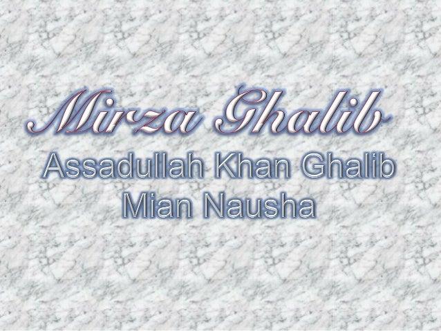 Mirza Ghalib Haveli in Delhi