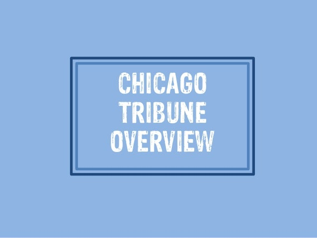 chicago's tribunes server consolidation a success Rush limbaugh, america's anchorman and doctor of democracy, is known as the pioneer of am radio limbaugh revolutionized the media and.