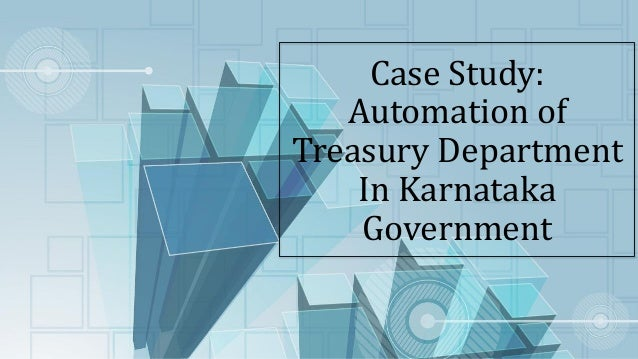 Case Study: Treasury Cash Management Automation