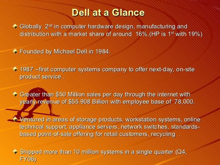Dell Supply Chain Slide 2