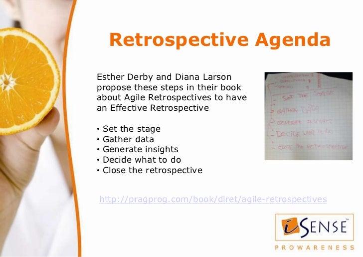 Techniques for Effective Retrospectives Slide 3