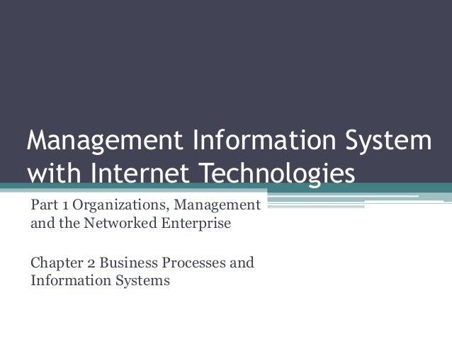 levels of management information system pdf