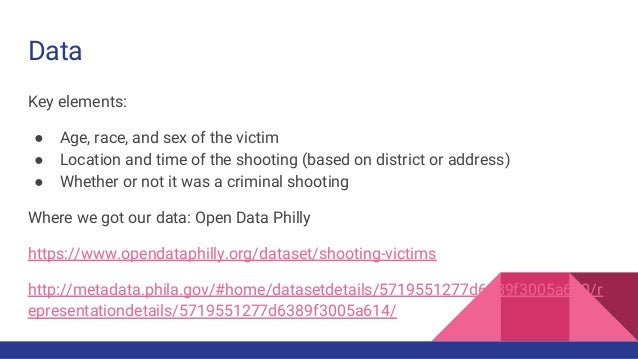 Philadelphia Crime Data Analysis