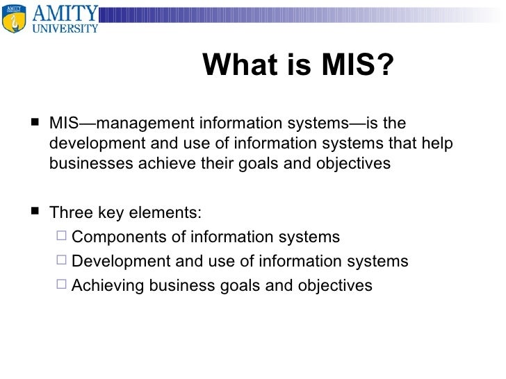 Management information systems rosenbluth