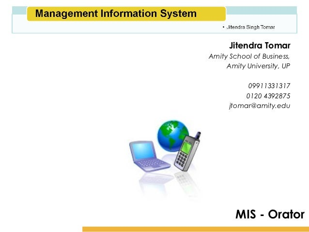 Amity School of Business      Jitendra TomarAmity School of Business,     Amity University, UP            09911331317     ...