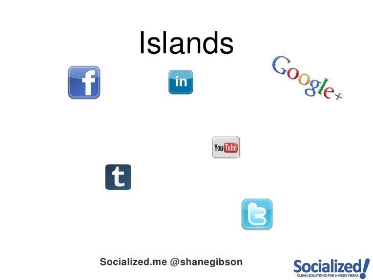 Islands<br />