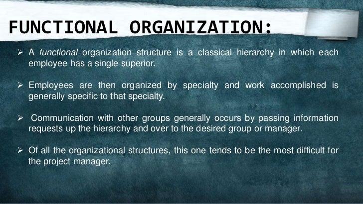 functional matrix structure