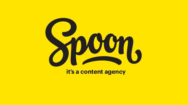 it's a content agency