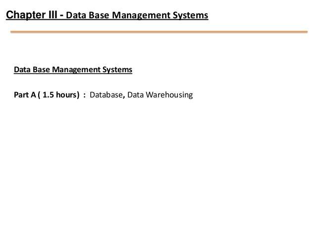 Mis chapter 4   database management - copy Slide 2