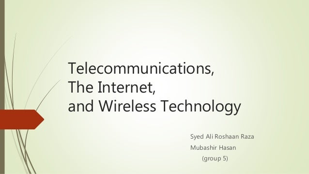telecommunications the internet and wireless Free online tutorials on telecommunications, data communications, ip, voip, wireless, mpls, tcp/ip, networks and more.