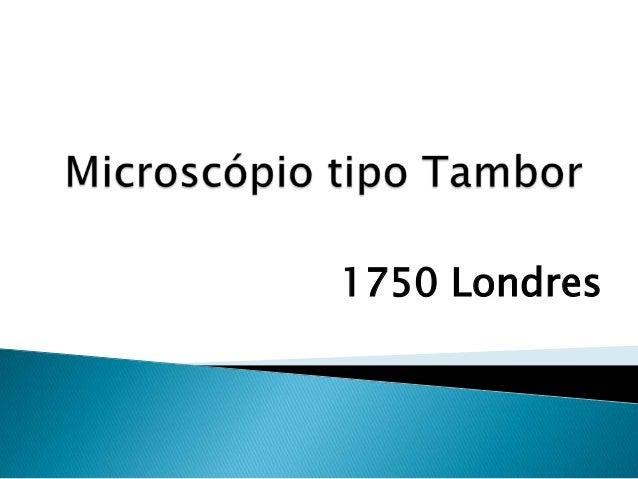 1750 Londres