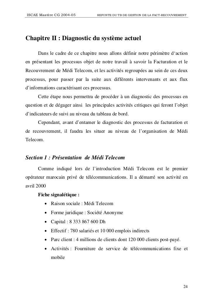 tableau de bord de gestion pdf