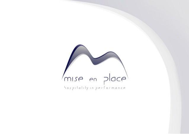 Mise en Place I Conseil en Hôtellerie & Hospitalité I Conseil, Coaching & Formation I Paris, France - Rio de Janeiro, Brésil