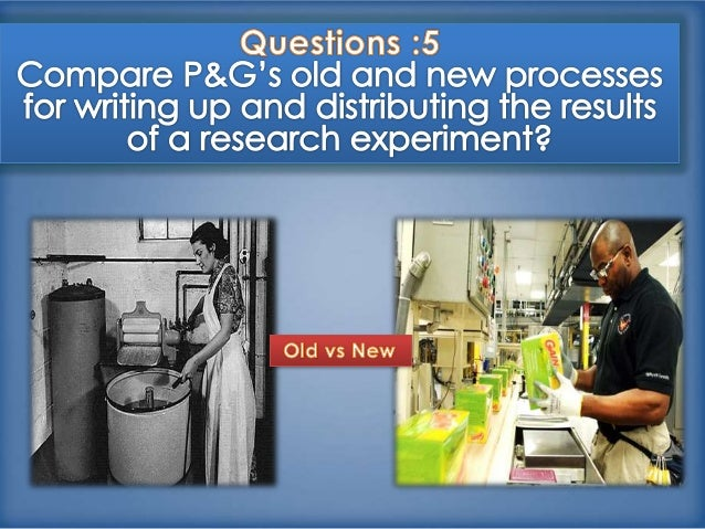 collaboration and innovation of procter A great case study in this regard is procter  ideas to market in collaboration with partners that  procter & gamble – using open innovation to become a.