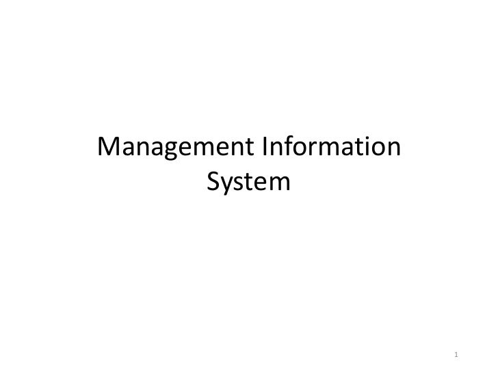 mis foundation concepts Our approach to management information system design is based on the modern 2 concepts specification a the amount of effort expended in detailed software design for management information systems is often not very great, for two reasons.