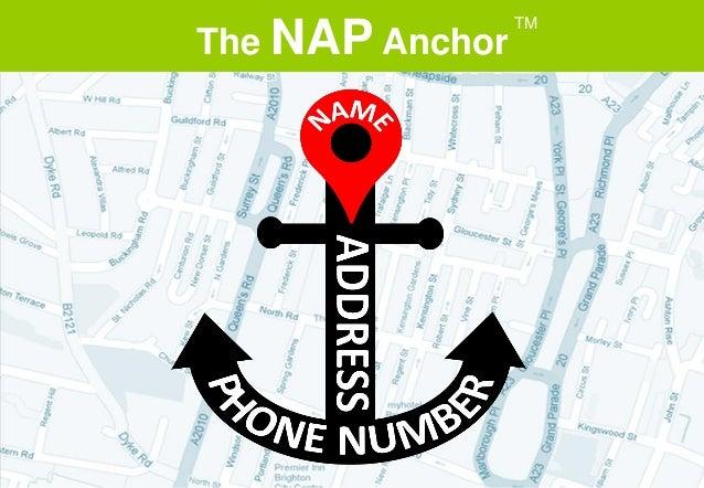 The NAP Anchor TM