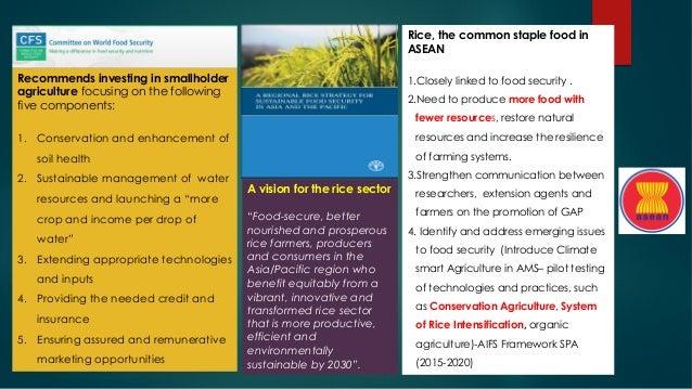 3rd International Conference on Global Food Security  Slide 3