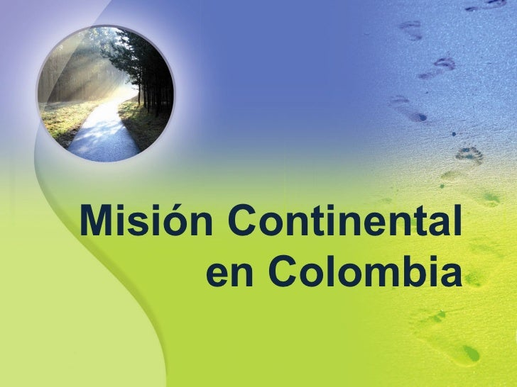 Misión Continental en Colombia