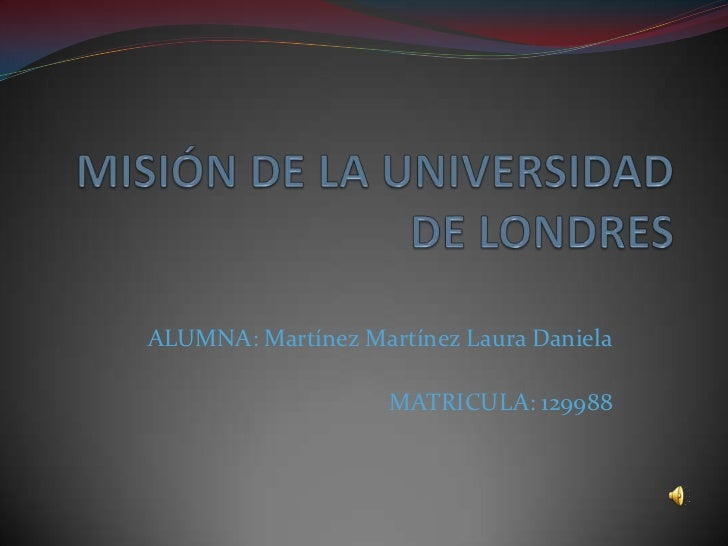 ALUMNA: Martínez Martínez Laura Daniela                    MATRICULA: 129988