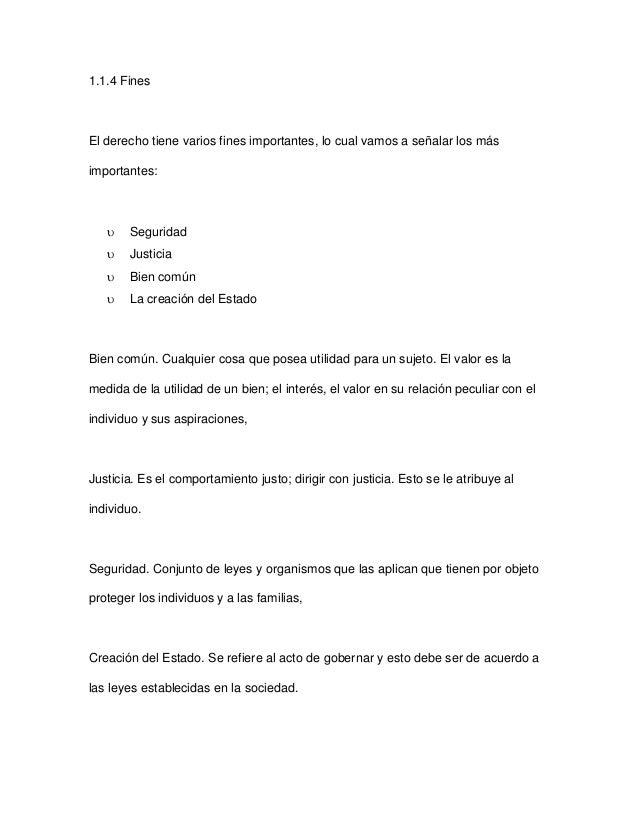Misi n utilidad y fin del derecho for Espejo y reflejo del caos al orden pdf