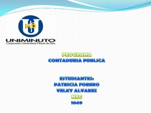  La universidad UNIMINUTO se basa en el crecimiento espiritual, ofreciendo una educación de alta calidad, donde se encuen...