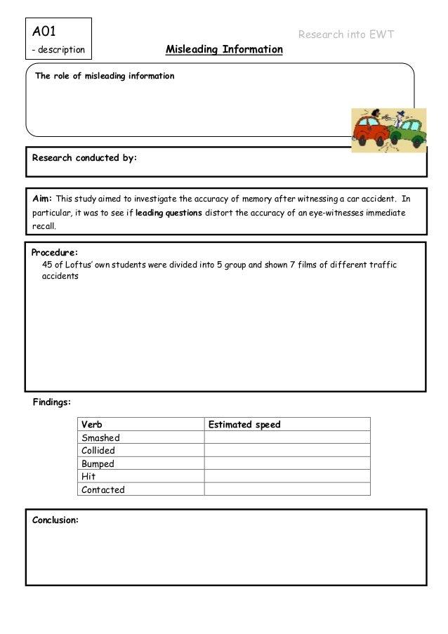 Statistics note sheet