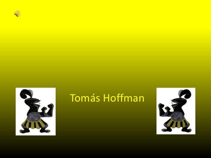 MisMemoriasde  2011<br />Tomás Hoffman<br />