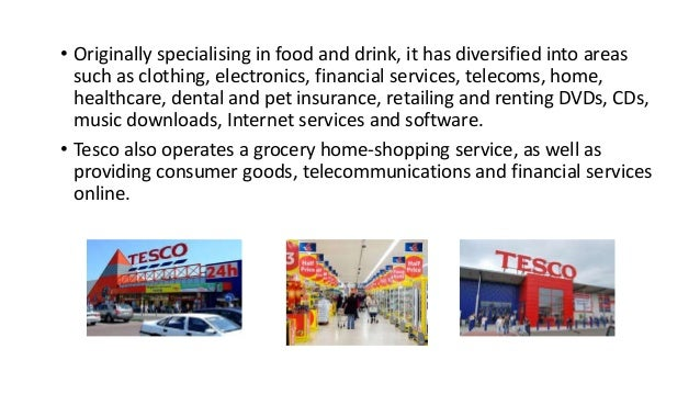 the introduction of tesco plc marketing essay Tesco plc is a british originated multinational retailer dealing in grocery  juice,  and dairy products and planning to introduce it in bread and other  (the tesco  supermarket chain's marketing strategy for breaking into the uk.
