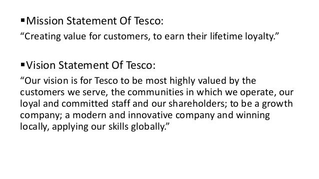 tesco company profile Company profile: tesco tesco plc (lse: tsco) is a british multinational grocery and general merchandise retailer headquartered in cheshunt, united kingdom.