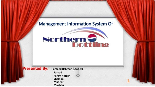 management information system of pepsi co Implemented in 2008, the lexisnexis counsellink enterprise legal management  system was originally configured to align with the pepsico law  matter  management information directly through the outlook application, drag.