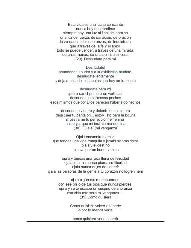 Mis poemas Israel Rojas De Rosas