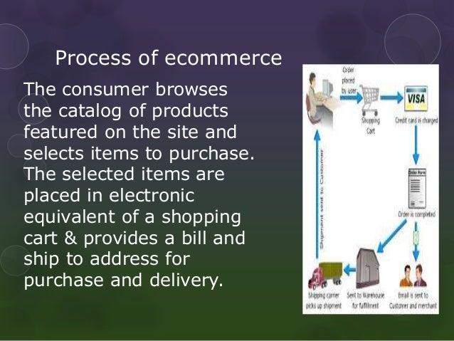 E-COMMERECE V/S TRADITIONAL COMMERCE Slide 3