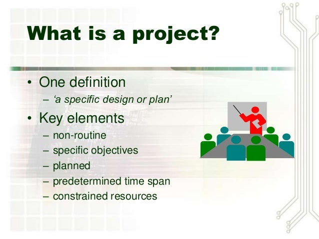 Mis Project Management Systems