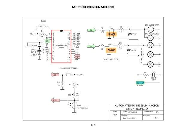 Mis proyectos con Arduino