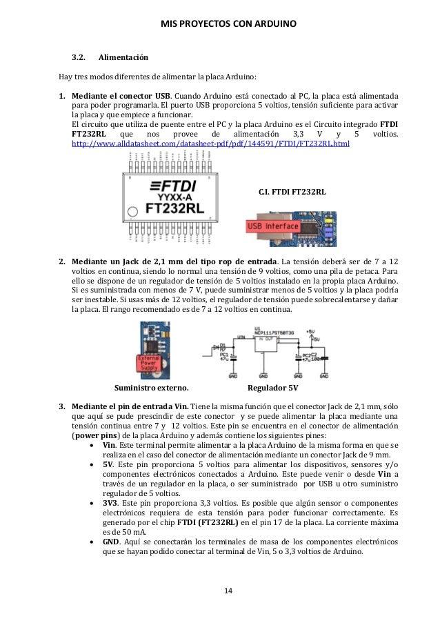 MIS PROYECTOS CON ARDUINO 15 3.3. Memoria El Atmega328P tiene 32KB de memoria Flash para almacenar códigos (de los cuales ...