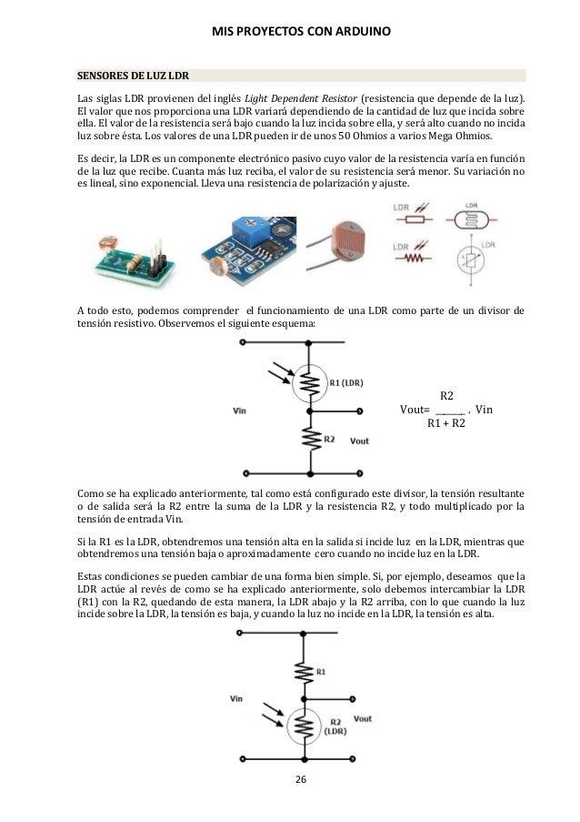 MIS PROYECTOS CON ARDUINO 27 SENSORES DE TEMPERATURA NTC Un sensor de temperatura NTC es un componente electrónico que var...
