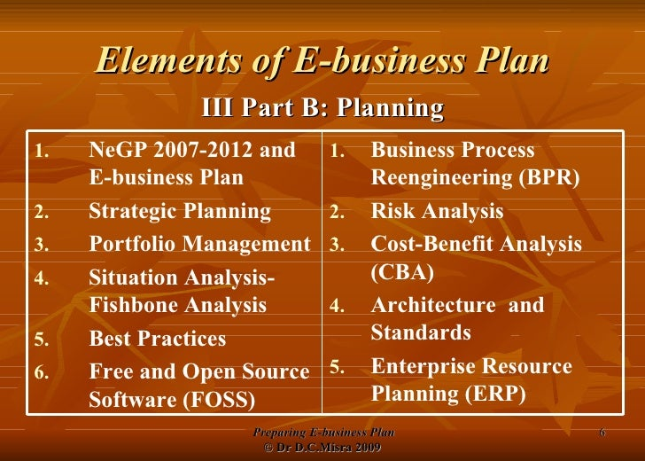 Business Plan Introduction Example – Introduction of a Business Plan