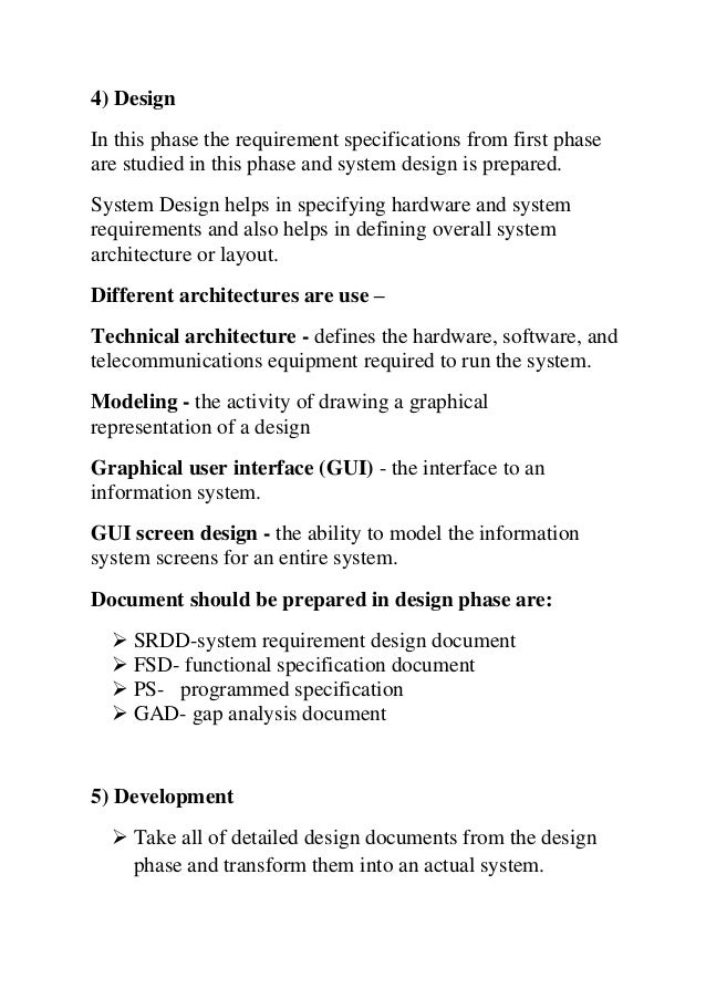 Preliminary Investigation Report Systems Analysis And Design