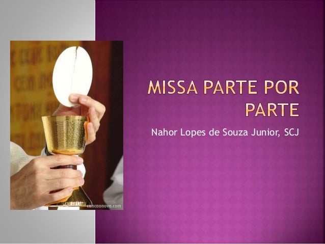 Nahor Lopes de Souza Junior, SCJ
