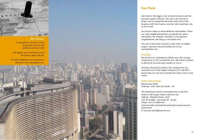 Guia Da Missão De Instituições Holandesa Ao Brasil Fev2010
