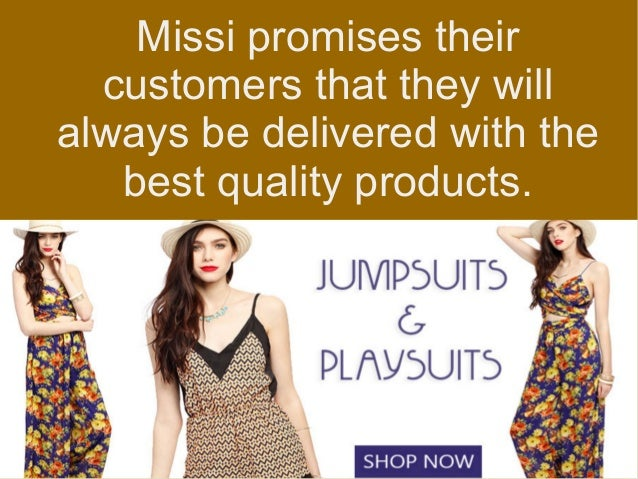 Missi london - A Perfect Wholesale Clothing Option For Fashion Retai…
