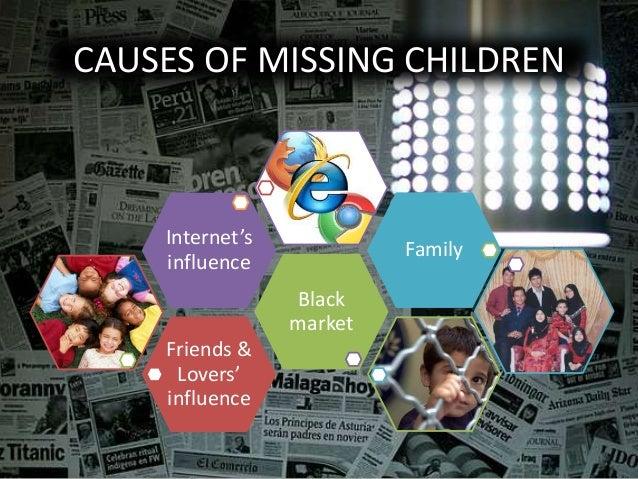 missing children statistics