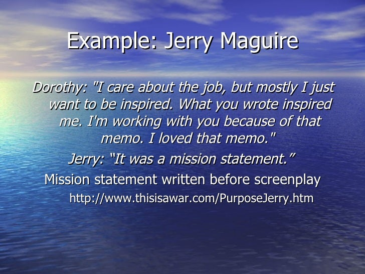 a creative writing about jerry Copyright © 2016 jerry dunne i include here a definition of these two types of inspiration, offer a practical example of each from my own work and point out some pros and cons of the two approaches of course, inspiration may also come as a combination of both, but when this occurs we have the.