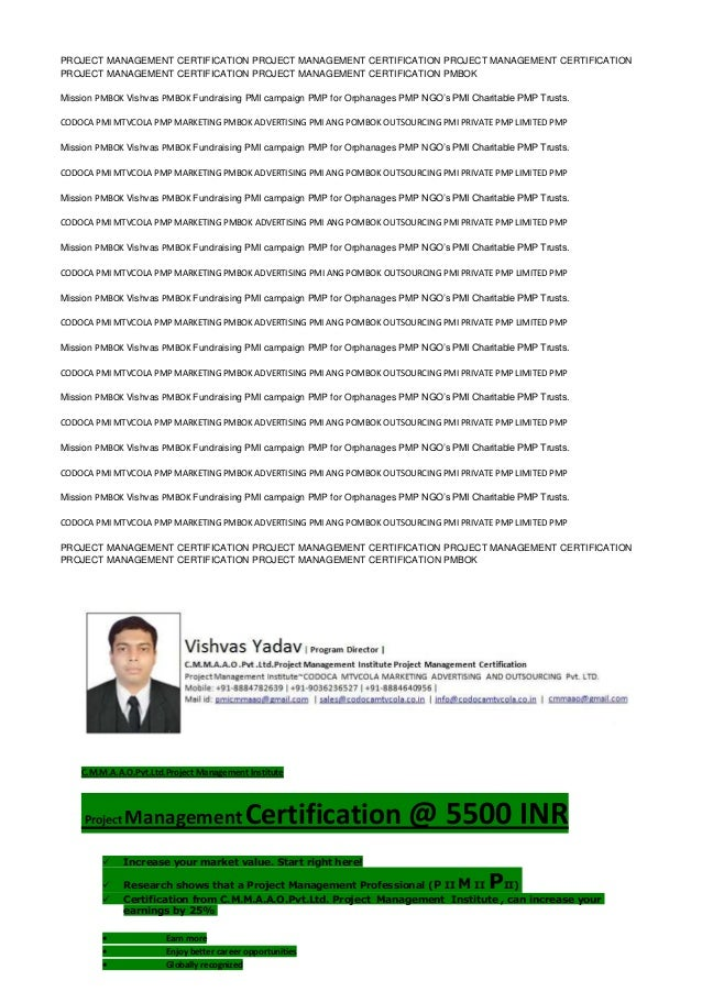 PROJECT MANAGEMENT CERTIFICATION PROJECT MANAGEMENT CERTIFICATION PROJECT MANAGEMENT CERTIFICATION PROJECT MANAGEMENT CERT...