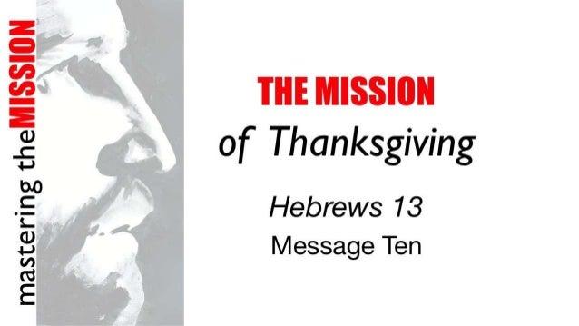 Mission 10 heb 13 13 21 slides 111812