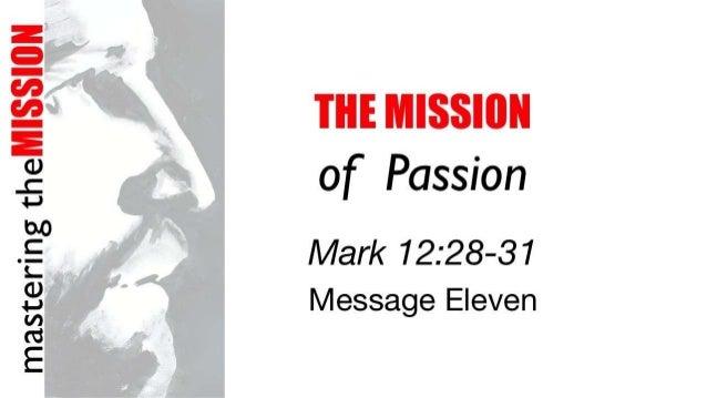 Mission 11 mark 12 28 31 slides 112512