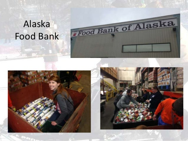Catholic Social Services Anchorage Food Bank